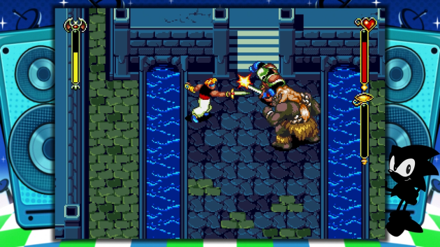 « La Légende de Thor», l'un des meilleurs jeu d'action et de rôle de la Mega Drive.