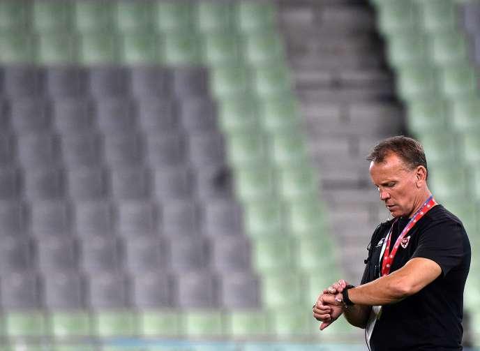 Rugby C'est l'heure d'aller affronter les Sud-Africainspour Kingsley Jones et les Canadiens.