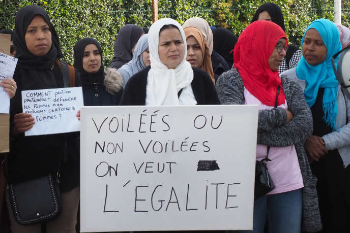 «Pour toutes ces mamans musulmanes, ce qui se joue derrière cette polémique fratricide, c'est leur dignité, aux yeux de la société et aux yeux de leurs enfants»
