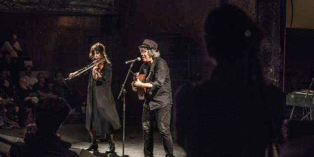 Au Monde Festival, Hakim Hamadouche enchante le public avec son mandoluth