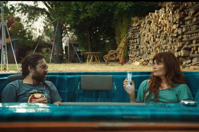 Mathieu Demy (Patrick) et Marina Hands (Elvira) dans «Mytho».