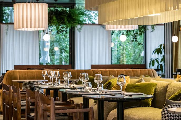 Le restaurant Polichinelle, dans le 15e arrondissement, à Paris.