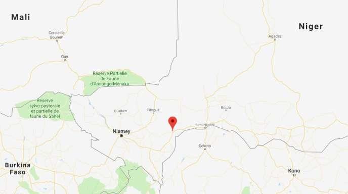 Le département de Dogondoutchi (sud-ouest du Niger)est proche du Nigeria, mais très loin du théâtre des opérations du groupe djihadiste Boko Haram