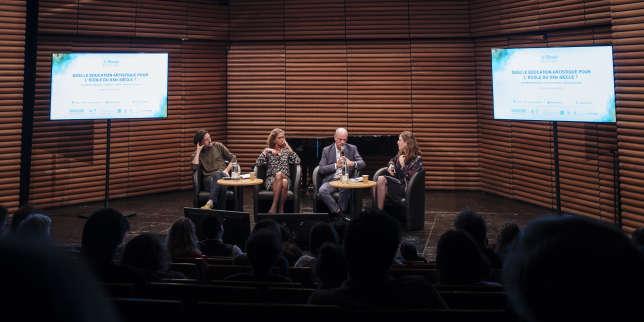 Au Monde Festival, la culture à l'école et l'égalité des chances en débat