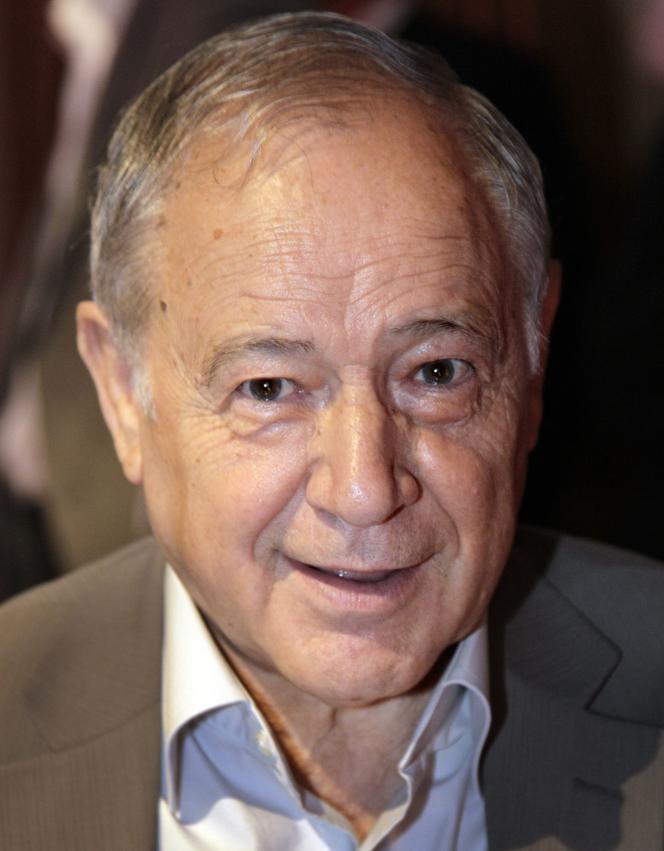 Eugene Saccomano, à Paris, en septembre 2010.