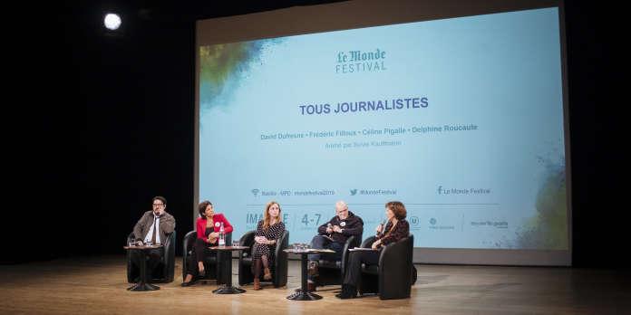 Tous journalistes ? Un débat du Monde Festival