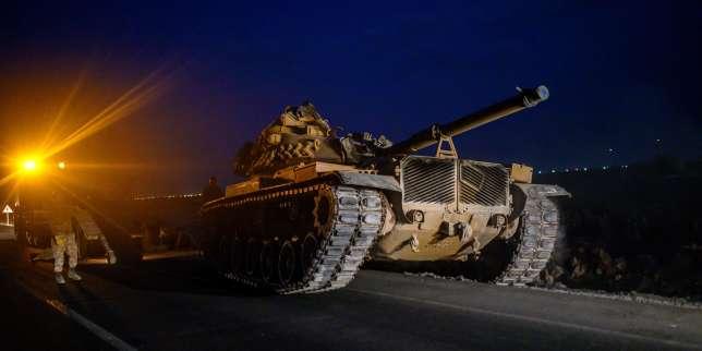La Turquie se dit prête à lancer une offensive contre une milice kurde enSyrie