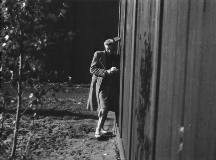 Maria Kusmierczuk, Ravensbrück, octobre 1944. Joanna Szydlowska/Musée de la Résistance et de la Déportation (Citadelle de Besançon), Anise Postel-Vinay, United States Holocaust Memorial Museum (Washington) et Anna Jarosky.