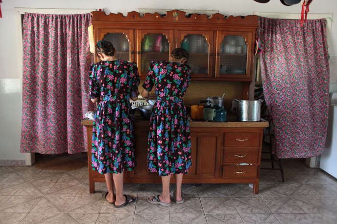Dans la colonie mennonite de Manitoba, en Bolivie, en 2009. C'est là que s'est déroulée l'affaire des viols à l'origine du roman de Miriam Toews, «Ce qu'elles disent».