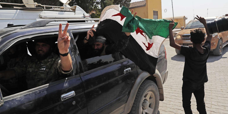 Syrie : la Turquie annonce le début de la phase terrestre de son offensive, tollé international - Le Monde