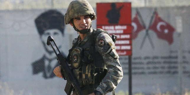 Pour protester contre l'offensive en Syrie, Berlin stoppe ses ventes d'armes à la Turquie