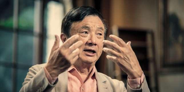 Ren Zhengfei, un chef de guerre à la tête de Huawei
