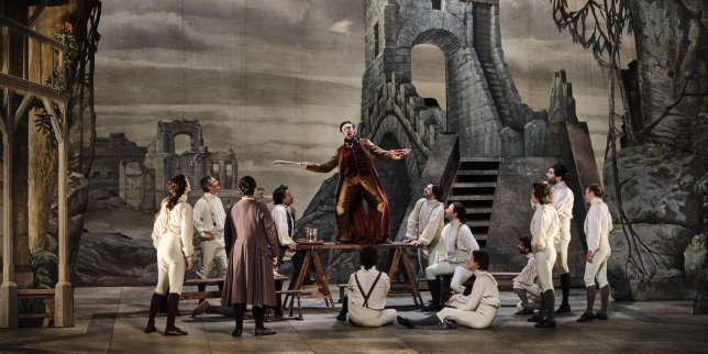Opéra: «Richard CSur de Lion», hymne royaliste pendant la Révolution, est de retour à Versailles
