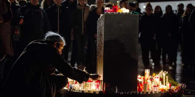A Halle, après l'attentat contre une synagogue et un restaurant turc: «Ici, l'extrême droite est super forte»