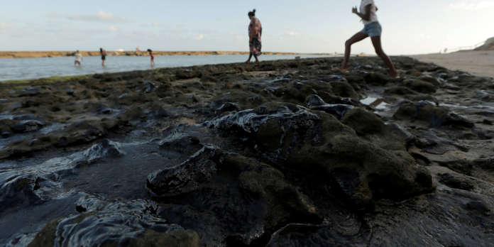 Une mystérieuse marée noire pollue des milliers de kilomètres de côtes au Brésil