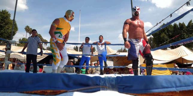 «Luchadores», ou les combats de catch comme soupape du quotidien au Mexique