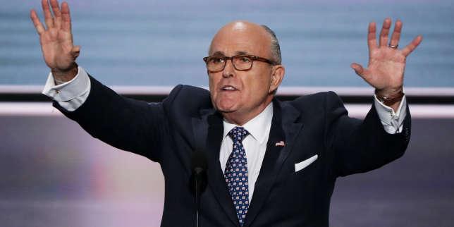Le rôle de Rudy Giuliani en Ukraine au coeur de la mise en accusation de Donald Trump