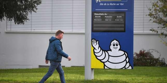 L'usine Michelin de LaRoche-sur-Yon fermera d'ici à la fin de 2020, plus de600salariés concernés