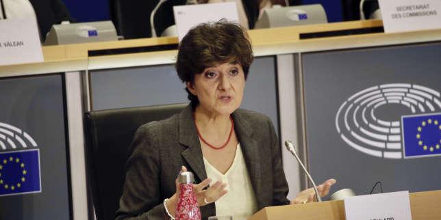 La candidature de Sylvie Goulard àlaCommission européenne largement rejetée par les eurodéputés