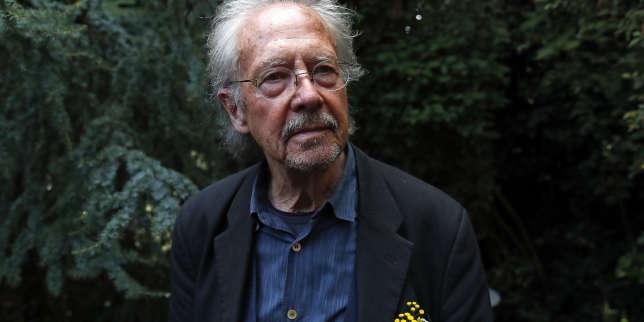 Indignation en Bosnie et au Kosovo après l'attribution du Nobel de littérature à Peter Handke
