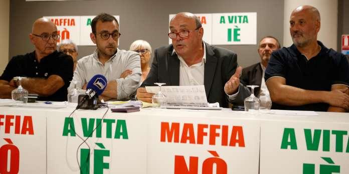 Naissance d'une parole antimafia en Corse