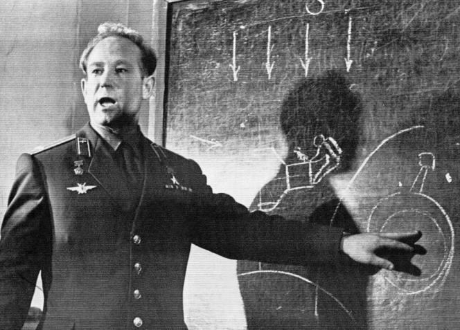 Alexeï Leonov en 1965.