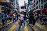 L'économie de Hongkong pénalisée par la crise politique