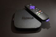 Le boîtier de streaming de Roku.