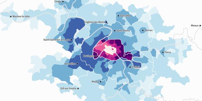Loyers à Paris et en Ile-de-France : où pouvez-vous habiter selon votre budget?