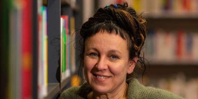 Nobel de littérature: la Polonaise Olga Tokarczuk, écrivaine au carrefour des peuples, distinguée