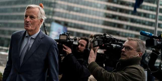 Brexit: les discussions se poursuivent entre Bruxelles et Londres