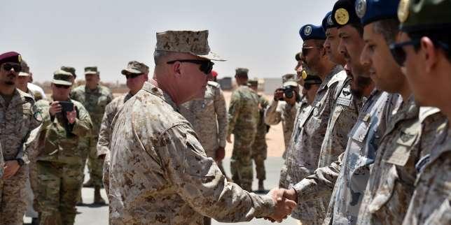 Les Etats-Unis autorisent le déploiement de 3000 soldats supplémentaires en Arabie saoudite