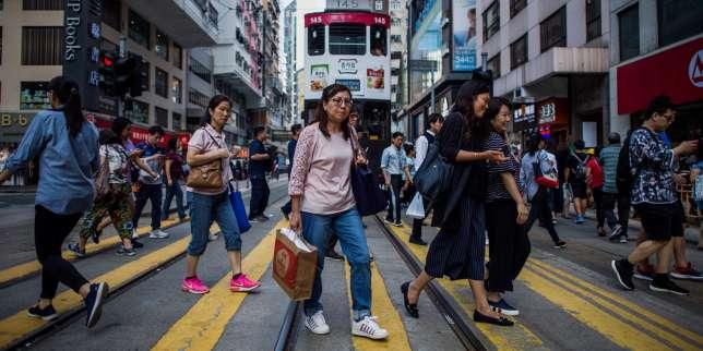 L'économie de Hongkong ébranlée par la crise politique