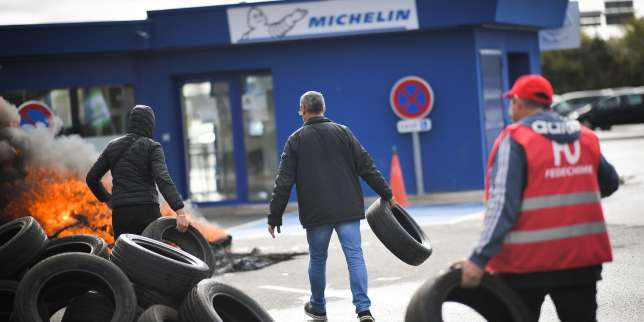 Face à la pression du low cost, Michelin ferme ses usines en Europe de l'Ouest