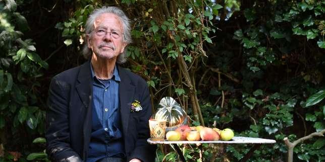 «Le Nobel du déshonneur» à Peter Handke