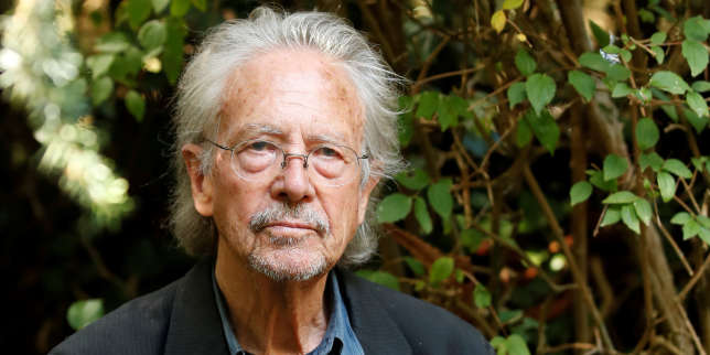 Le prix Nobel de littérature 2019 décerné à Peter Handke