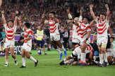 Coupe du monde de rugby 2019: le Japon rêve d'un nouvel exploit face aux Springboks