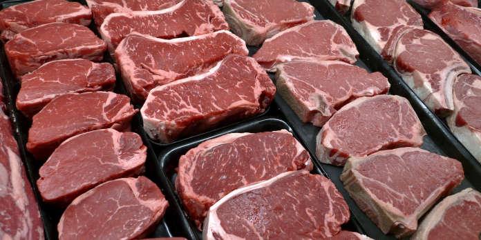 Trois coauteurs d'une série d'études sur la viande n'ont pas déclaré leurs liens avec l'agroalimentaire