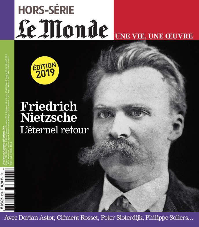 «Friedrich Nietzsche», hors-série du «Monde», 120 pages, 8,50euros.