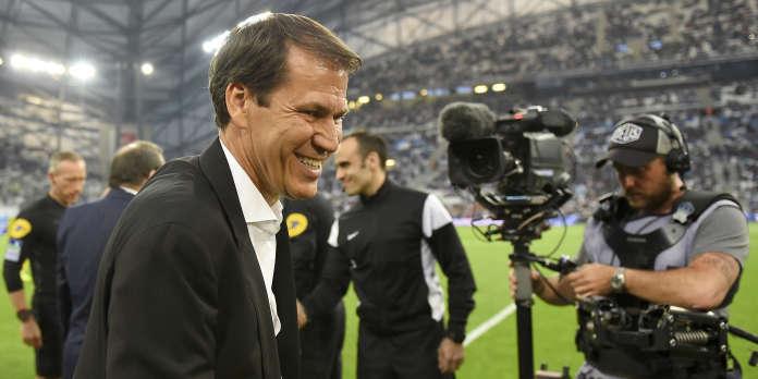 Football : Rudi Garcia, pour sortir Lyon de la crise