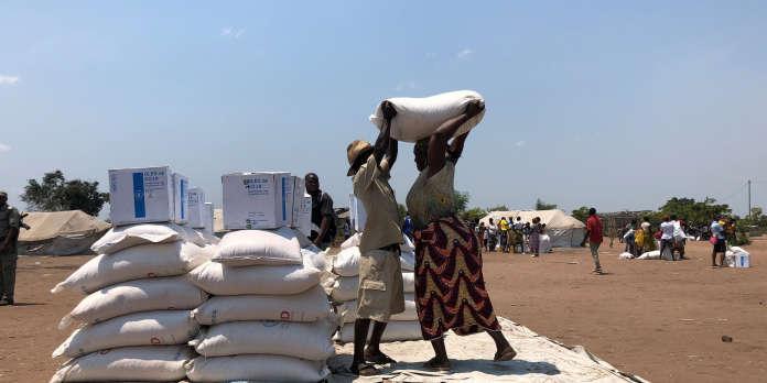 Au Mozambique, la lente reconstruction après le cyclone Idai