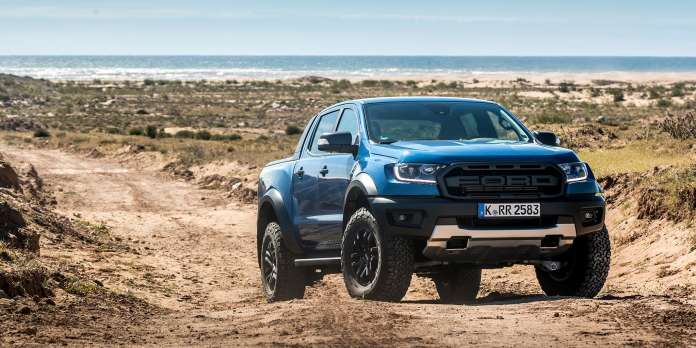 Ford Raptor, le grand méchant look