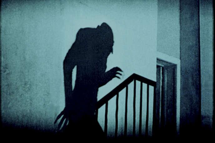«Nosferatu le vampire» (1922), de Murnau.