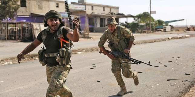Syrie: «L'urgence pousse les Kurdes à se tourner vers Assad et la Russie»