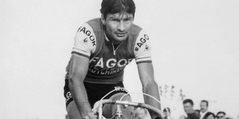 L'ancien champion cycliste Raymond Poulidor est mort