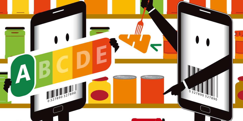 L'appétit des consommateurs pour les applications qui scannent nos assiettes est tel que les industriels et les distributeurs sont désormais obligés d'en tenir compte.