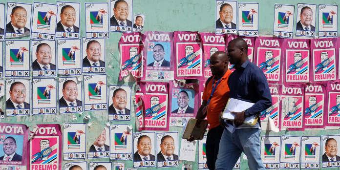 Au Mozambique, des élections générales sous haute tension