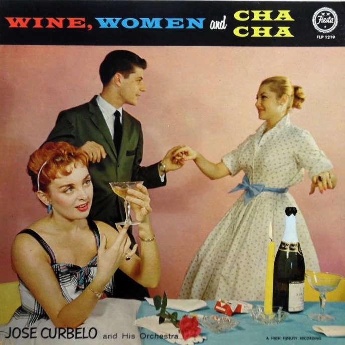 Pochette de l'album de José Curbelo