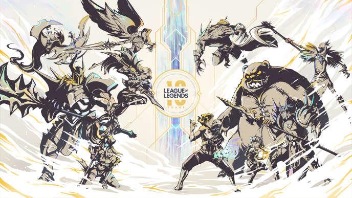 A l'occasion des dix ans de «League of Legends», Riot Games a annoncé pas moins de neuf nouveaux projets.