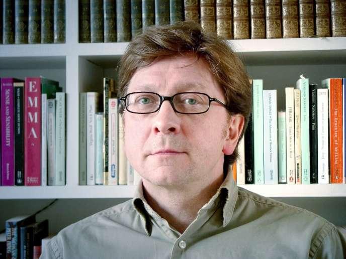 L'anthropologueWiktor Stoczkowski, en 2008.
